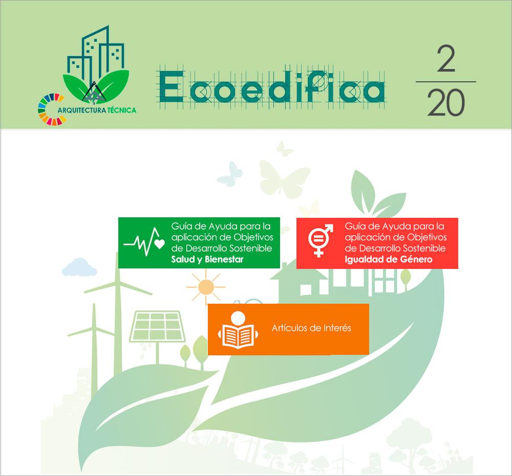 ECOEDIFICA 2/20 – Boletín de Sostenibilidad y Medio Ambiente (Junio2020)